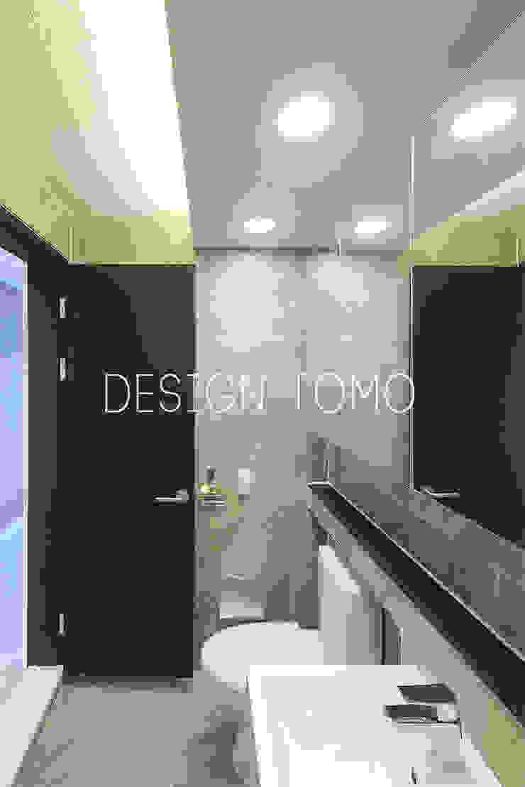 등촌아이파크(30평대) 모던스타일 욕실 by 디자인토모 모던