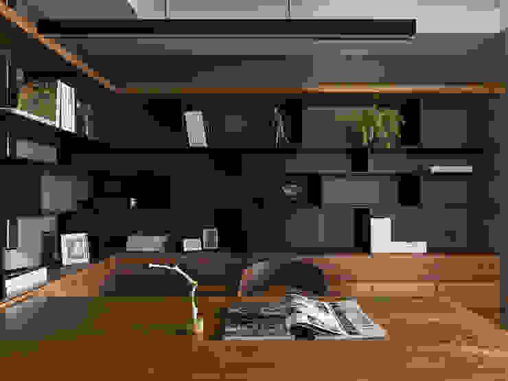 絢染.縱觀 根據 拾葉 建築室內設計 現代風