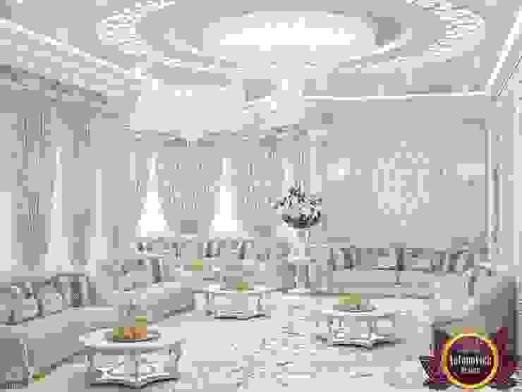 Ambrosial interior design of Katrina Antonovich by Luxury Antonovich Design Classic