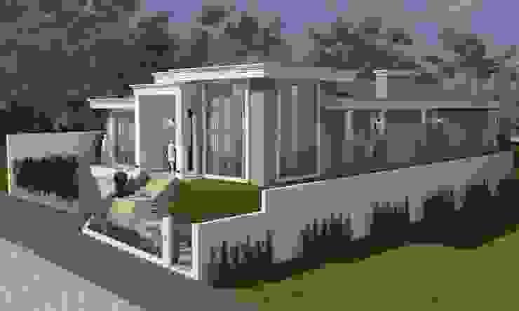 Klassische Häuser von Atelier de Arquitetura Arquitetas Bianca e Bárbara Lehmkuhl Klassisch