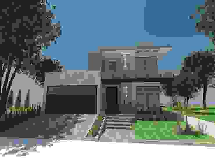 Modern Houses by Atelier de Arquitetura Arquitetas Bianca e Bárbara Lehmkuhl Modern