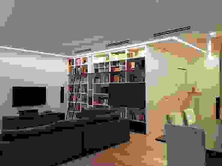 Casa Ellecì Soggiorno moderno di SuMisura Moderno