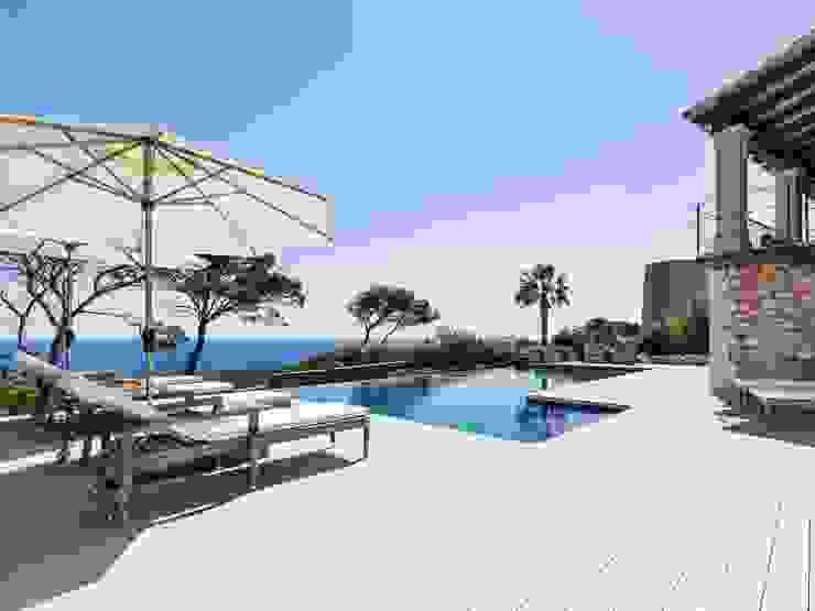 Pflegeleichte Terrassendielen aus WPC:  Pool von MYDECK GmbH,Mediterran