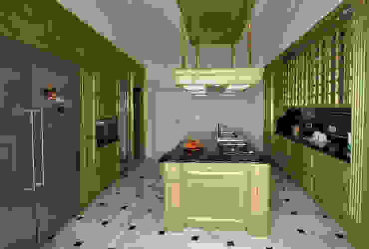 Imperatore Architetti Klassische Küchen