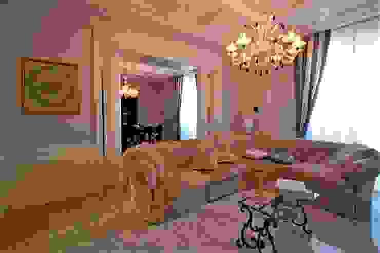 Imperatore Architetti Klassische Wohnzimmer