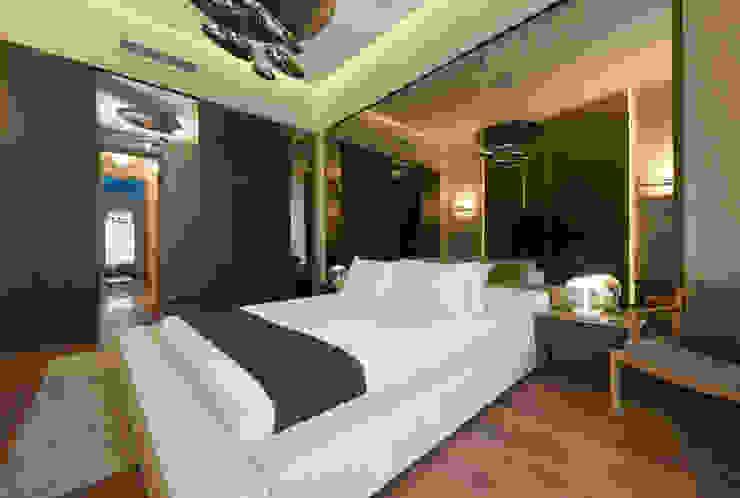 Modern Bedroom by FDR architetti -francesco e danilo reale Modern