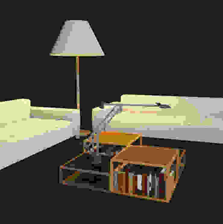 modern  by FDR architetti -francesco e danilo reale , Modern Wood Wood effect
