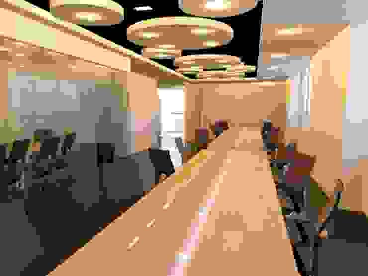 Rander 2 Propuesta de Danncas interior design Minimalista