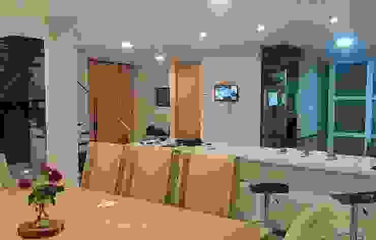 Construcciones Cubicar S.A.S 餐廳