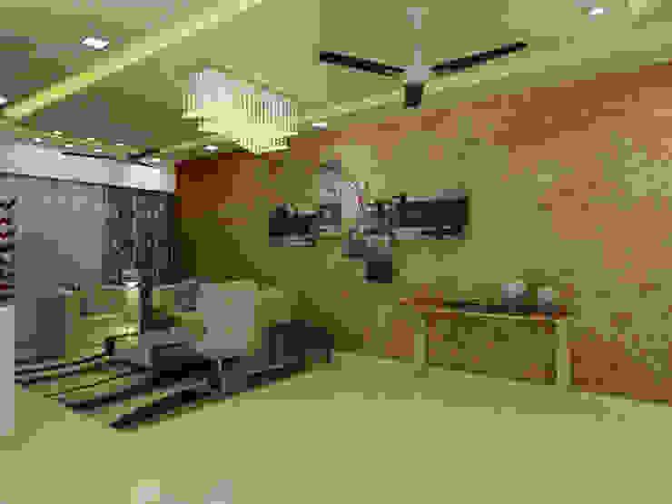 Living Room Minimalist living room by A Design Studio Minimalist
