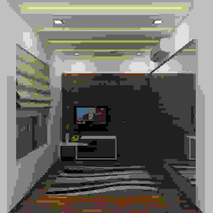 Den Area A Design Studio Media room
