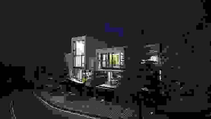 羊灣 根據 禾御建築室內設計有限公司 北歐風