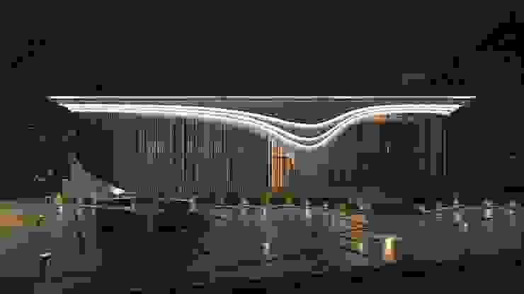 建築設計 根據 禾御建築室內設計有限公司 古典風