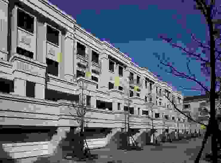 輕巴洛克集合住宅 根據 禾御建築室內設計有限公司 北歐風