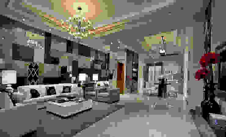 時尚內斂 Classic style houses by 禾御建築室內設計有限公司 Classic