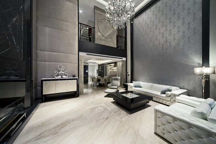 榮耀之星 by 禾御建築室內設計有限公司 Modern