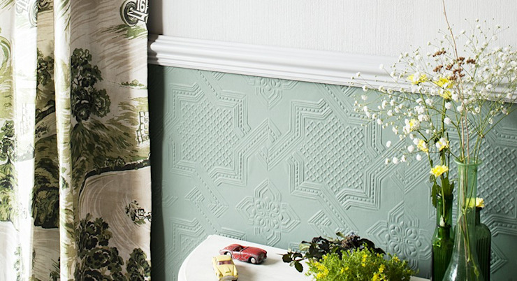 by House Frame Wallpaper & Fabrics Classic