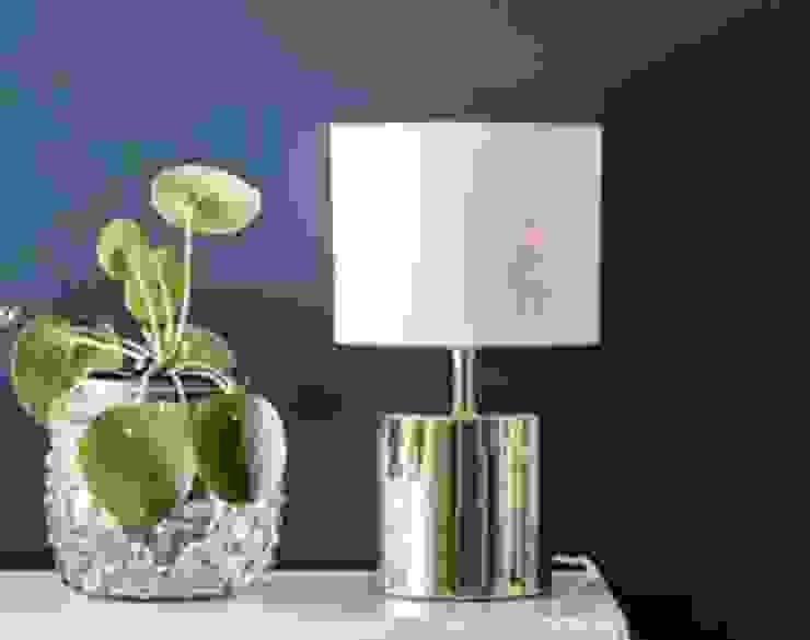minimalist  by Mlamp, Minimalist Textile Amber/Gold