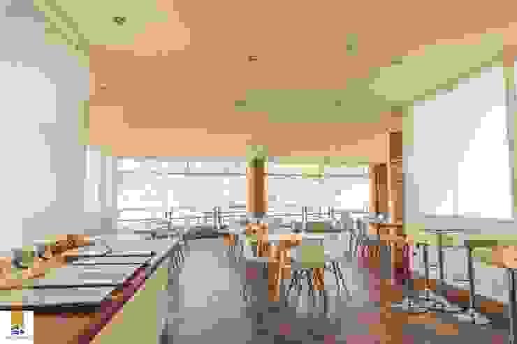 Modern hotels by FRANCO CACERES / Arquitectos & Asociados Modern