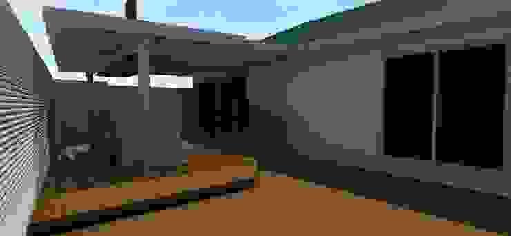 Balkon, Beranda & Teras Gaya Mediteran Oleh homify Mediteran