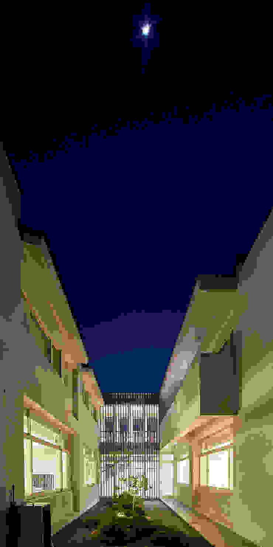 Glocal Architecture Office (G.A.O) 吳宗憲建築師事務所/安藤國際室內裝修工程有限公司 모던스타일 주택