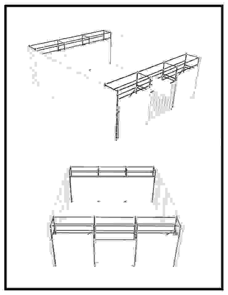 Esquema propuesta inicial de Fabric3D Minimalista