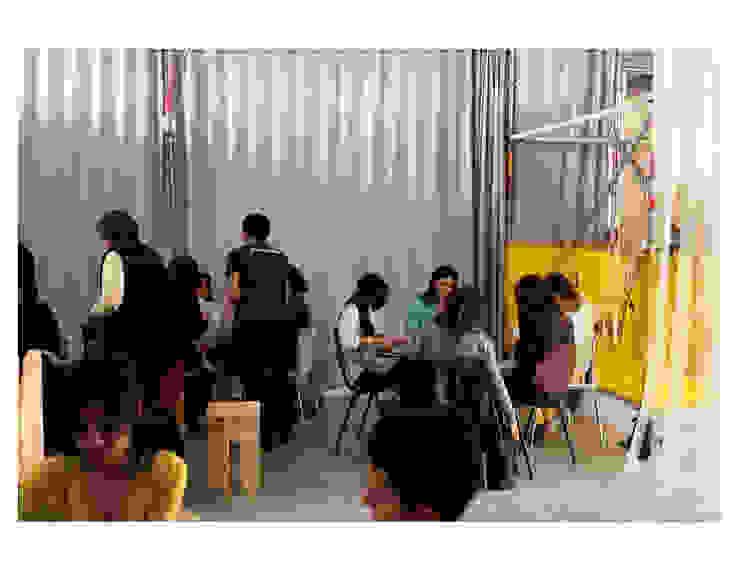 Laboratorio de artistas de Fabric3D Minimalista