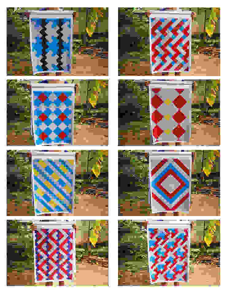 Guía de patrones de Fabric3D Moderno