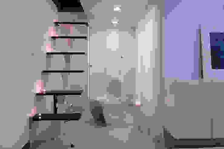 中和張宅 根據 邑法室內裝修設計有限公司 簡約風