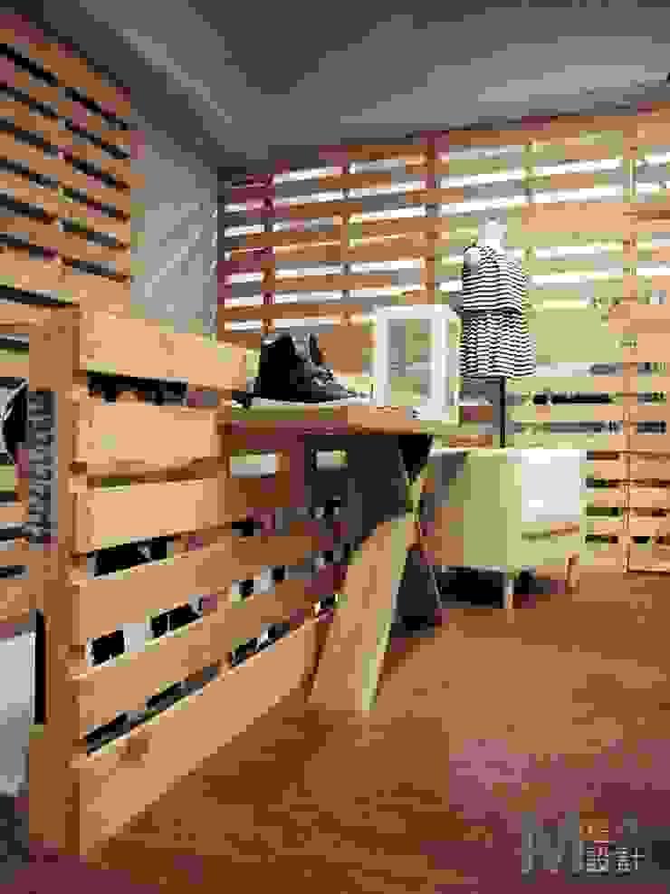 Espacios comerciales de estilo industrial de 橙作設計/M.D.S Industrial