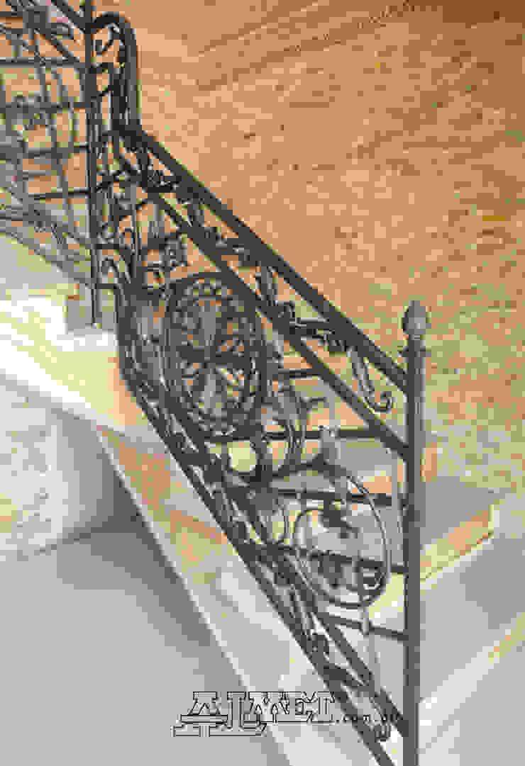 ALMET Kowalstwo Artystyczne Classic corridor, hallway & stairs