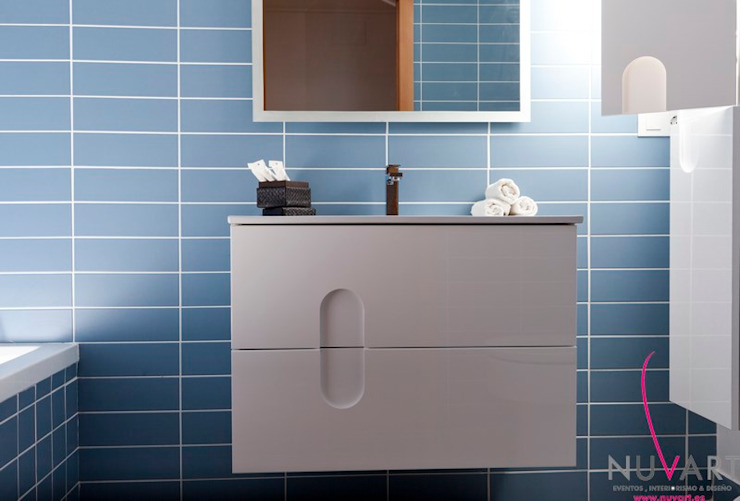 NUVART Modern bathroom