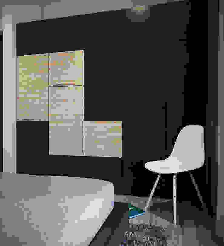 Dormitorio Habitaciones modernas de Jaime Quintero Diseño Moderno