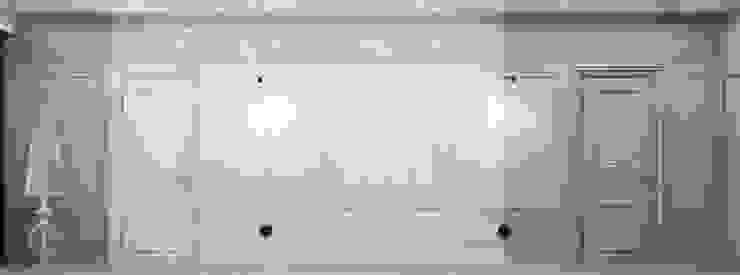 Minimalist corridor, hallway & stairs by he.d group Minimalist