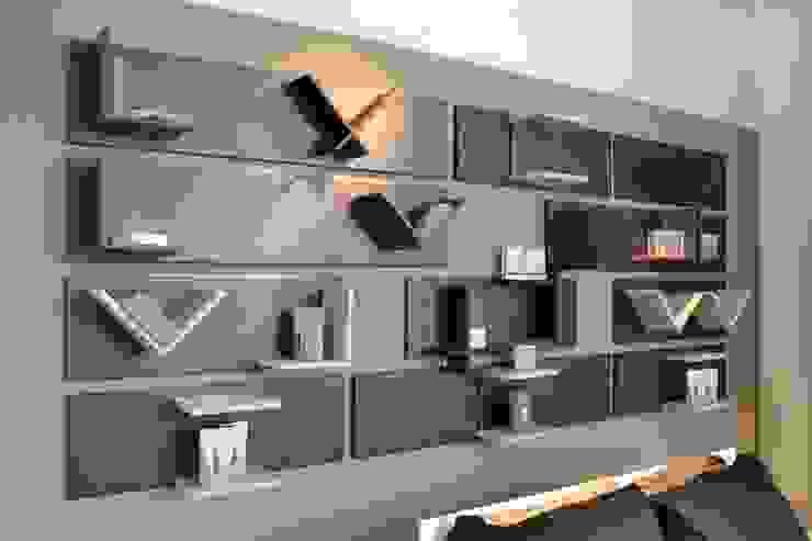 Chambre de style  par Ronda Design, Industriel