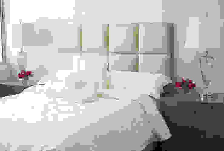 Un proyecto clásico-contemporaneo: Habitaciones de estilo  por Monica Saravia,