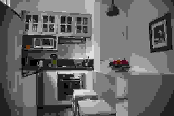 Apartamento Santa Teresa Cozinhas modernas por Atelier CT Moderno