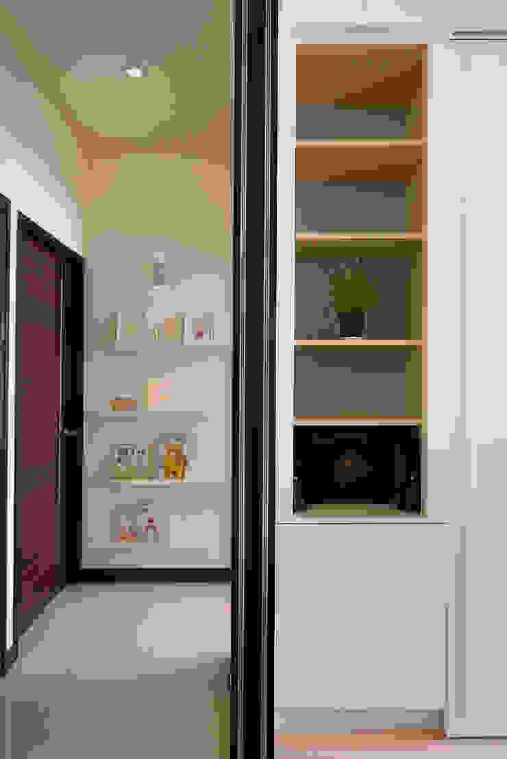 鋼琴房特殊收納櫃 根據 趙玲室內設計 現代風
