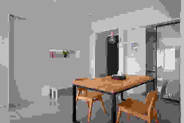 公領域之間 根據 趙玲室內設計 現代風