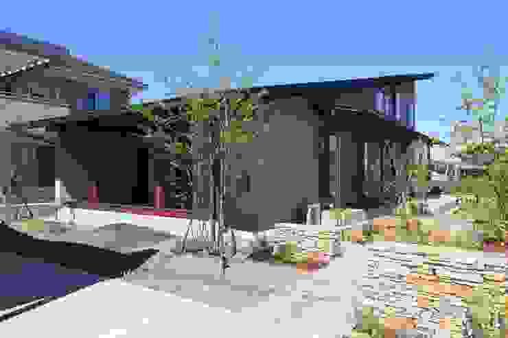 長屋根の家 田村建築設計工房 日本家屋・アジアの家