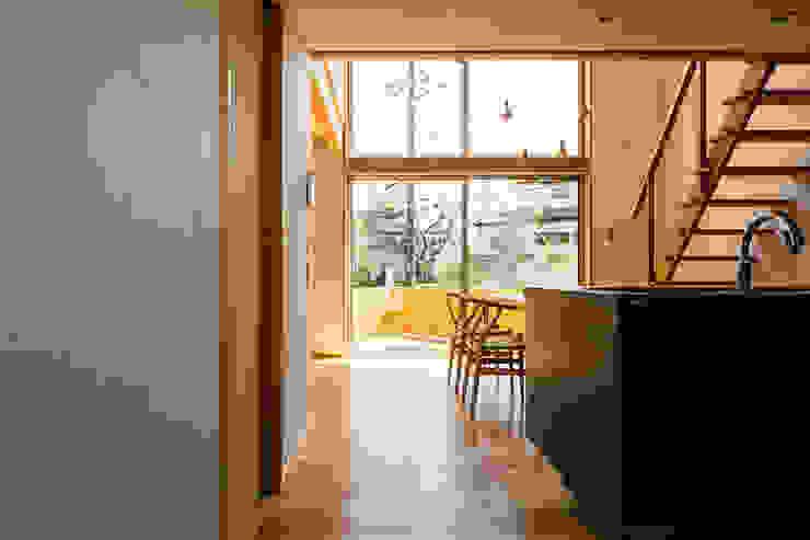 中山大輔建築設計事務所/Nakayama Architects Eclectic style walls & floors