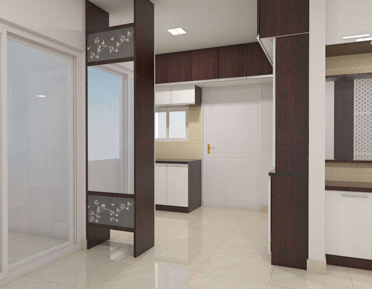 Kitchen Partition by homify