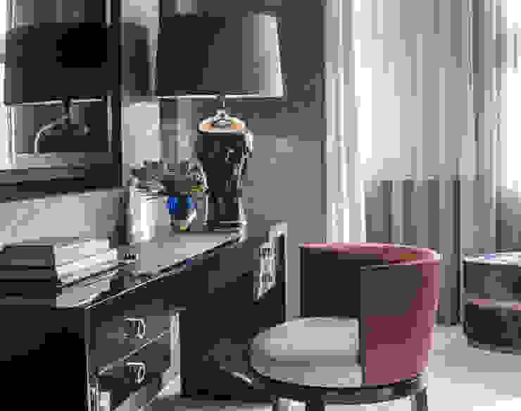 Broad Walk Guest Bedroom Roselind Wilson Design Dormitorios de estilo moderno