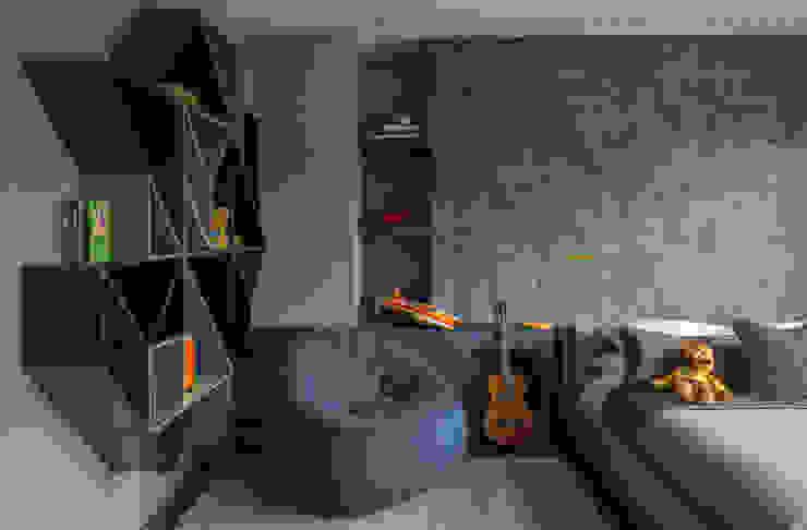 Broad Walk Children's Bedroom Habitaciones para niños de estilo moderno de Roselind Wilson Design Moderno