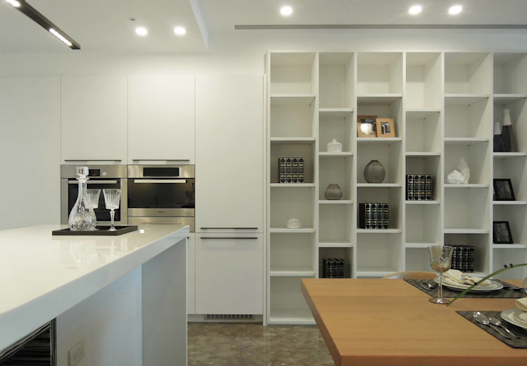 Simple DECO 簡約不簡單 根據 構築設計 古典風