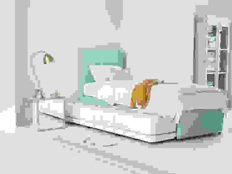 Friends bed por Loaf Moderno