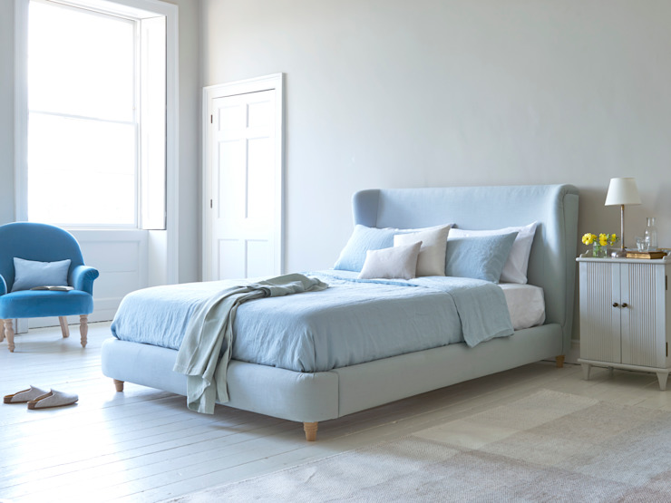 Hugger bed de Loaf Moderno