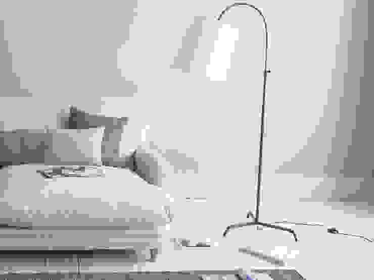 Slam Dunk floor lamp in Bronze de Loaf Moderno