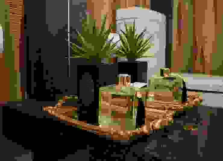 Um Lavabo Impactante DecaZa Design BathroomDecoration Glass White
