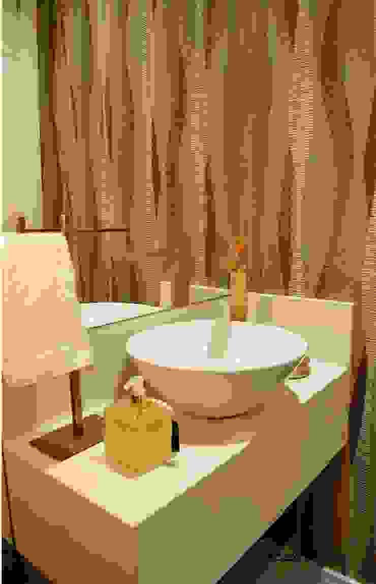 Um Lavabo Impactante DecaZa Design BathroomToilets Ceramic White
